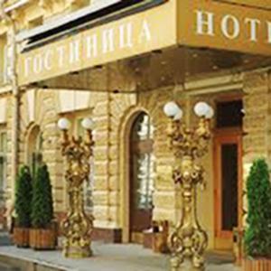 Гостиницы Бавленов