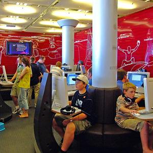 Интернет-кафе Бавленов