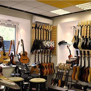 Музыкальные магазины Бавленов