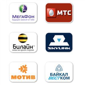 Операторы сотовой связи Бавленов