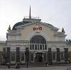 Железнодорожные вокзалы в Бавленах
