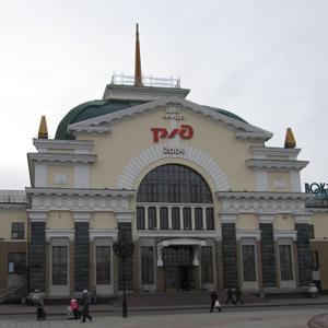 Железнодорожные вокзалы Бавленов